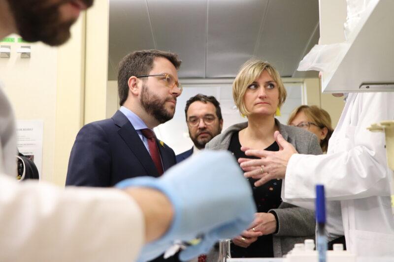 Generalitat de Catalunya Departament de la Vicepresidencia i Economia i Hisenda