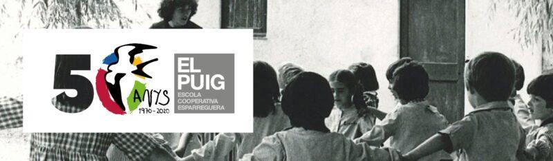La Bustia 50 anys escola El Puig Esparreguera