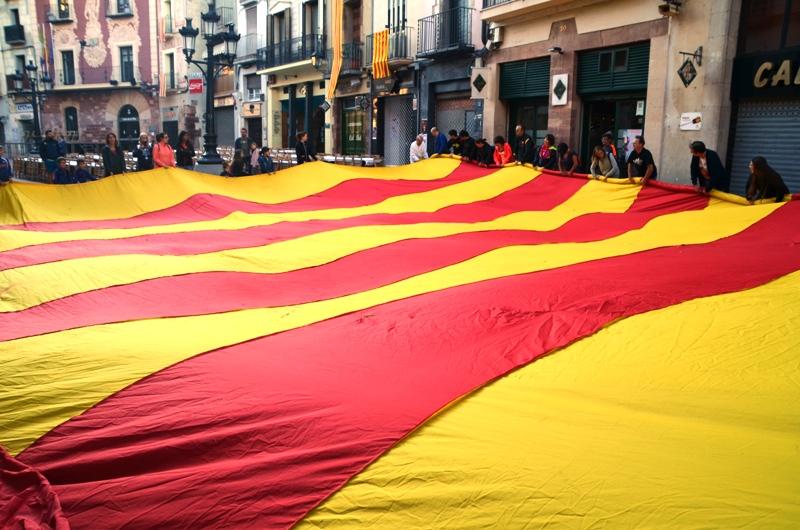 La Bustia Diada Catalunya