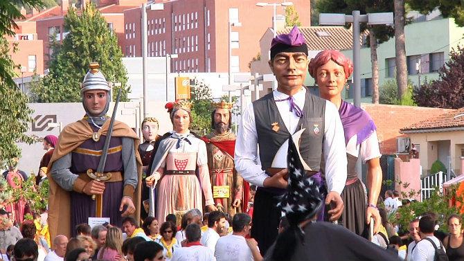 La Bustia Festa Major Sant Andreu