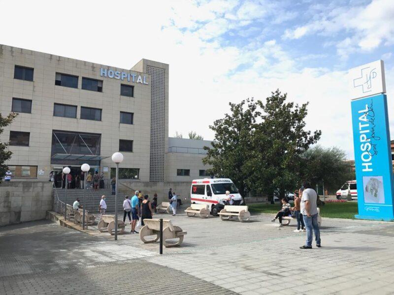 La Bustia Hospital Martorell