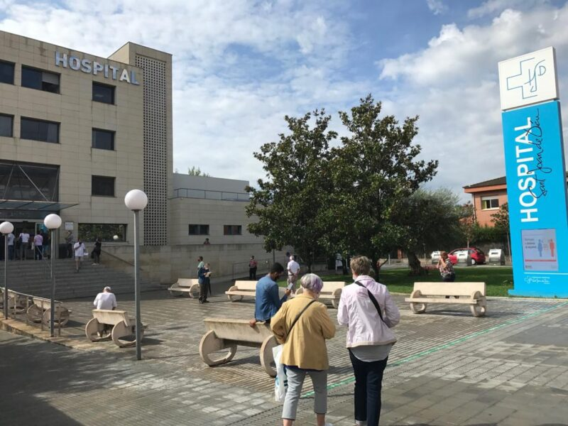 La Bustia Hospital de Martorell