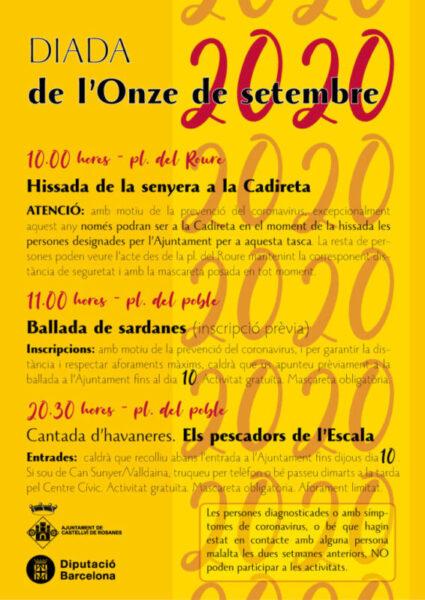 La Bustia cartell Diada Castellvi