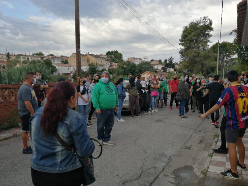 La Bustia desnonament Esparreguera (3)