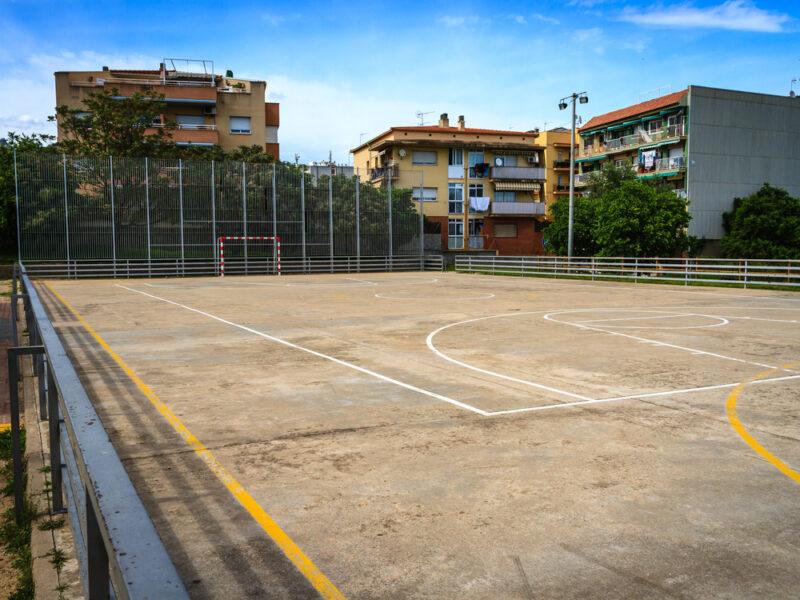 La Bustia pista Barri Font Esparreguera