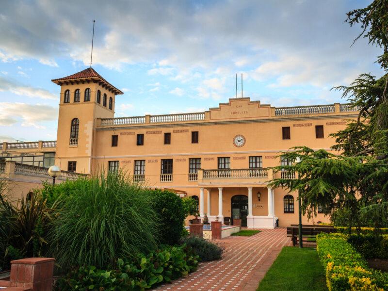 La Bustia residencia Esparreguera