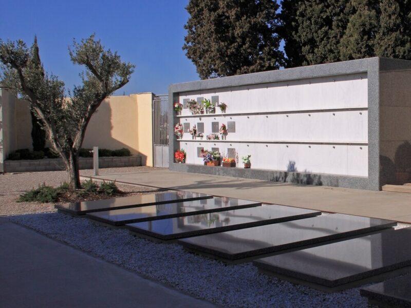 La Bustia Cementiri Esparreguera