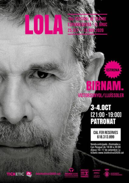 La Bustia Festival Lola Esparreguera Birnam
