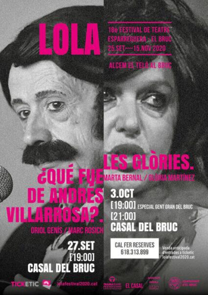 La Bustia Festival Lola Esparreguera
