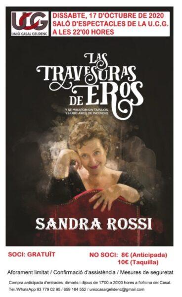 La Bustia Sandra Rossi Gelida