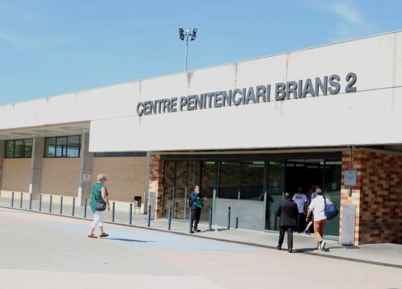 La Bustia centre penitenciari Brians 2 Sant Esteve