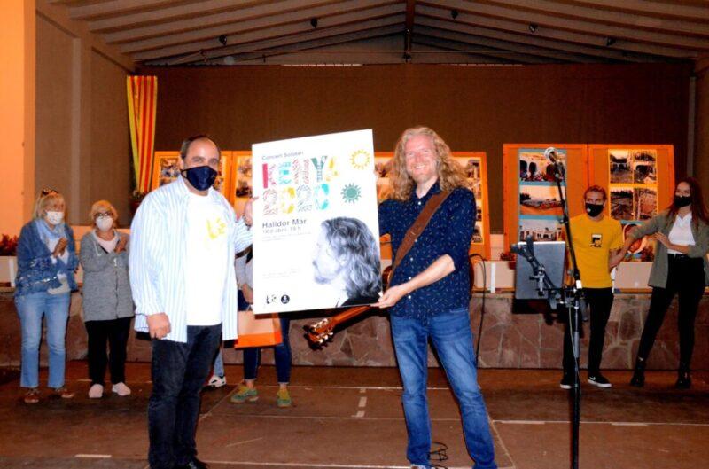 La Bustia concert Halldor Mar (2)