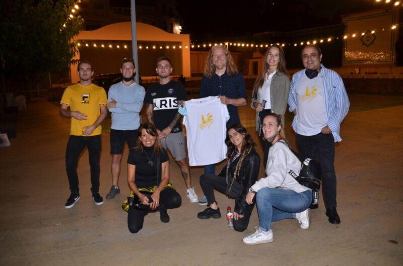 La Bustia concert Halldor Mar (7)