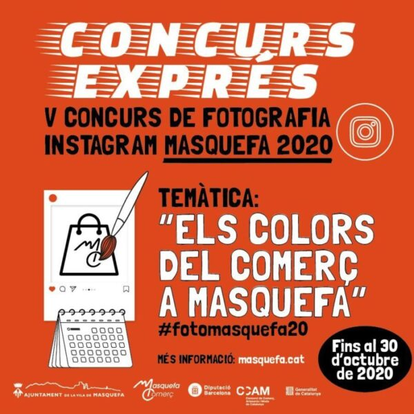 La Bustia concurs instagram Masquefa
