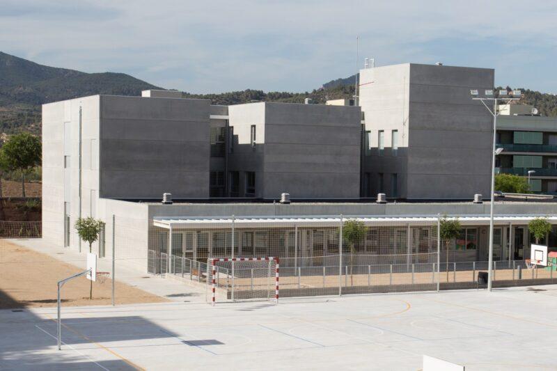 La Bustia escola Josefina Ibañez Abrera