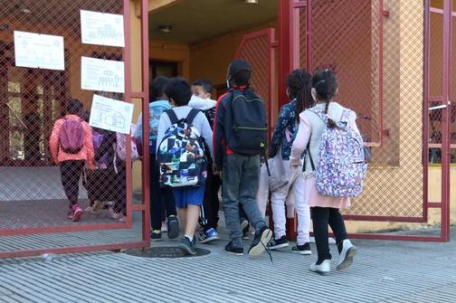 La Bustia escoles