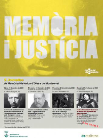 La Bustia memoria i justicia Olesa