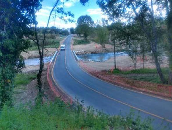 La Bustia obres pont Anoia Gelida (1)
