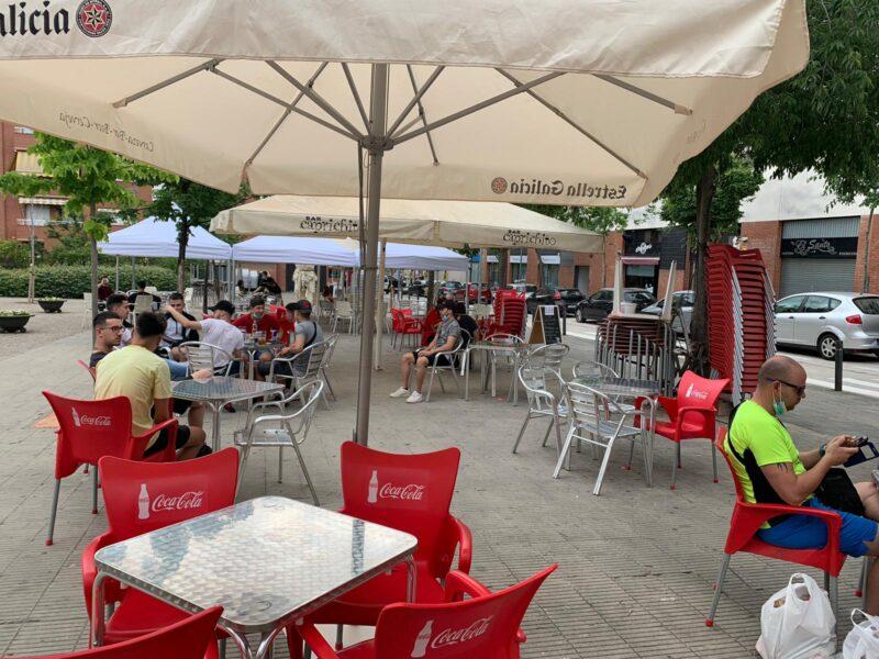 La Bustia restaurants i bars Martorell