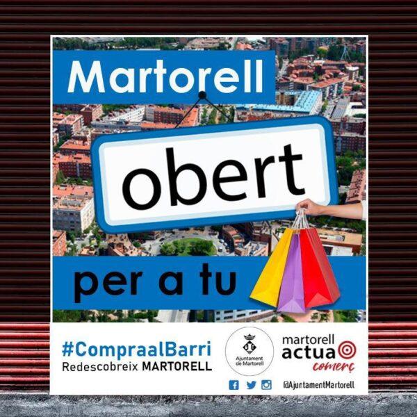 La Bustia campanya comerç Martorell (1)