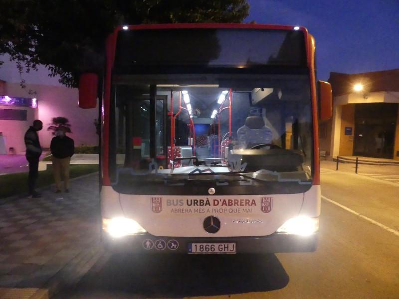 La Bustia nou bus urba Abrera (2)