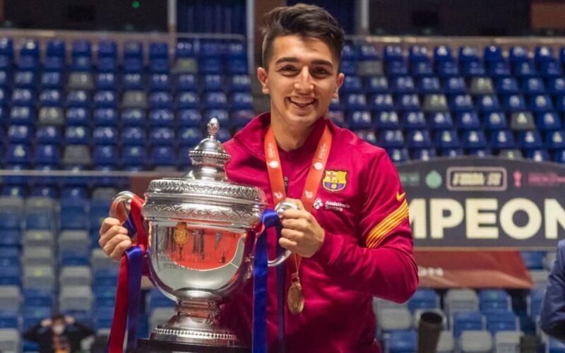 La Bustia Bernat Povill Barça