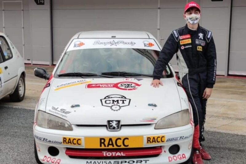 La Bustia Sergi Perez Rally Martorell