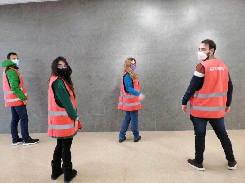 La Bustia agents civics Olesa
