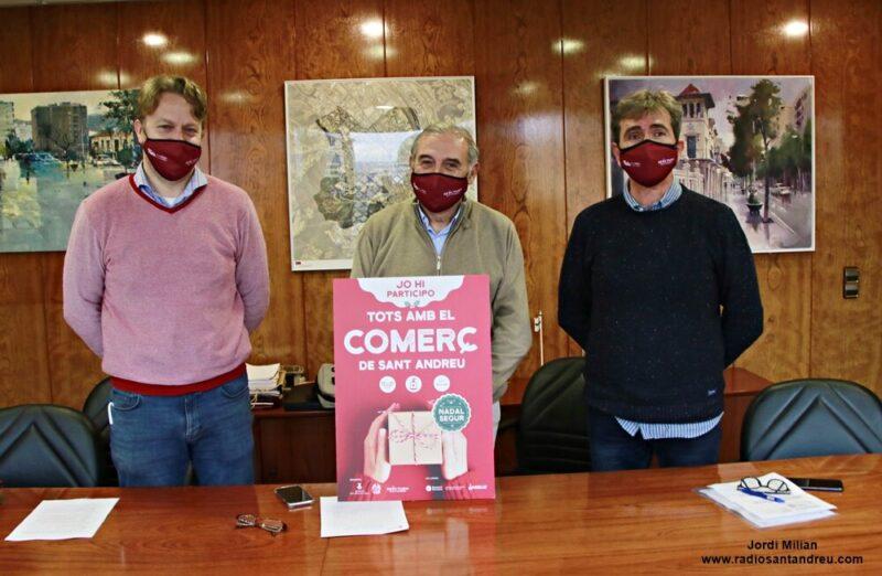 La Bustia campanya Comerç Nadal Sant Andreu (2)