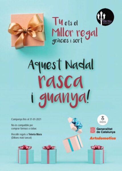 La Bustia campanya nadal Fem Vila Martorell