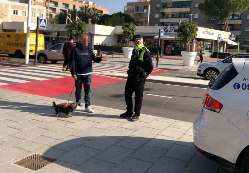 La Bustia denuncies Sant Andreu