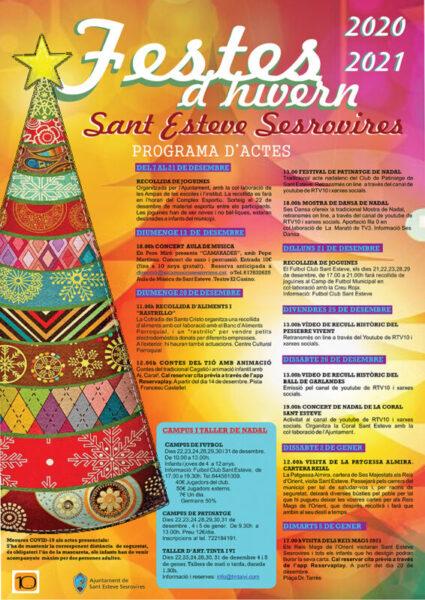 La Bustia festes hivern Sant Esteve