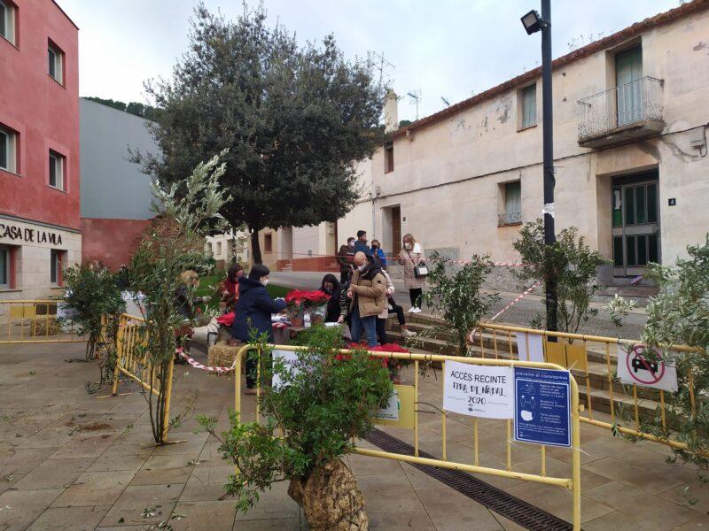 La Bustia fira de nadal Castellvi