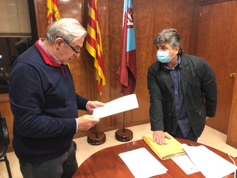 La Bustia Juan Alfaro Sant Andreu