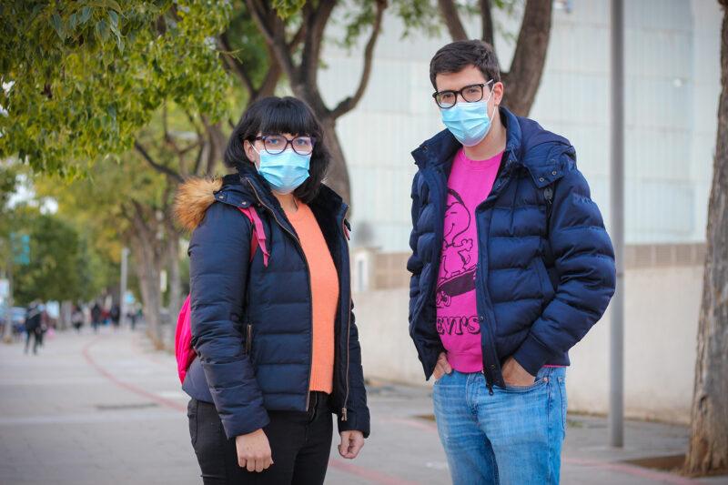 La Bustia Tania Gonzalez i Ruben Castro playfem