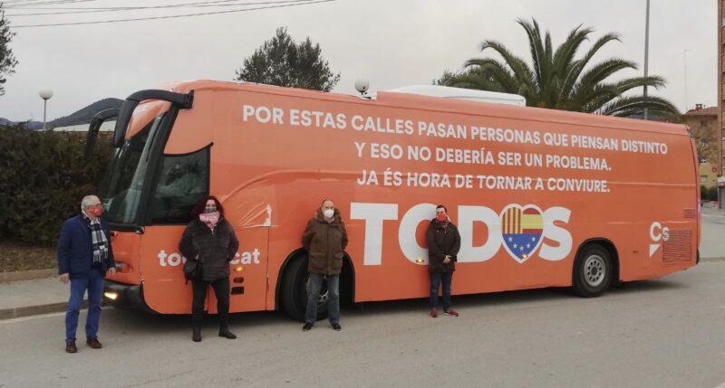 La Bustia bus cs Olesa