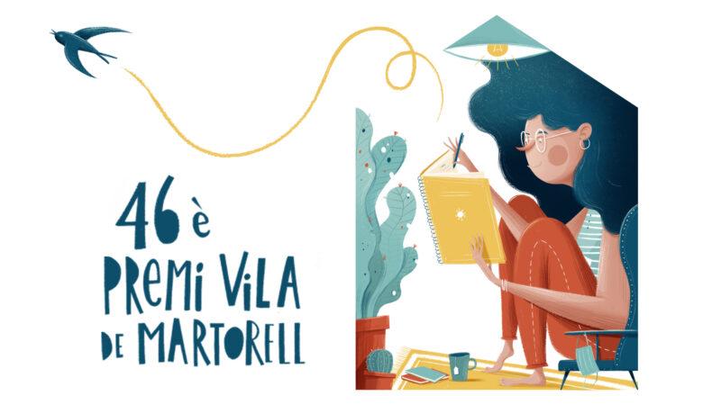 La Bustia dibuix premi vila Martorell