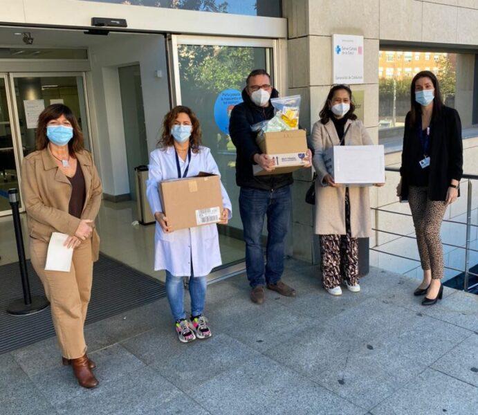 La Bustia donacio farmacs FHSJDM