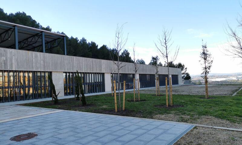 La Bustia nous arbres Castellvi