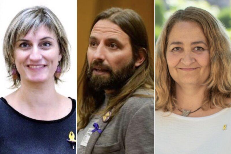 La Bustia Alba Verges Igualada Jordi Albert Sant Andreu i Lluisa Llop Gelida
