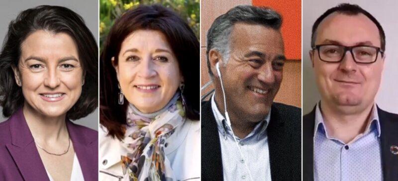 La Bustia Eva Granados Palleja Rocio Garcia Cornella Jordi Riba Igualada i Juan Luis Ruiz Vilanova