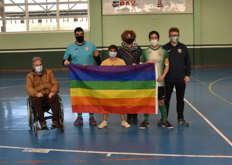 La Bustia FS Olesa contra Homofobia (3)