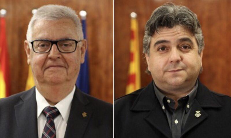 La Bustia Francesc Delgado i Juan Alfaro PSC Sant Andreu
