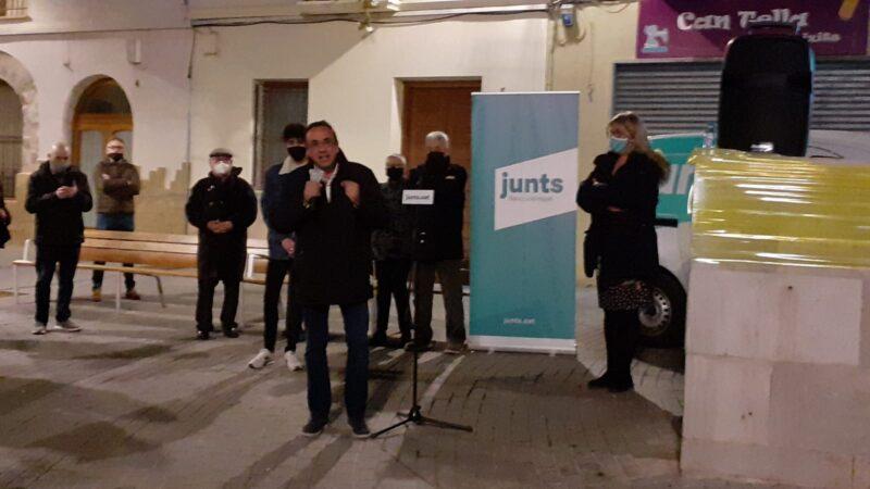 La Bustia Josep Rull Junts Olesa (3)