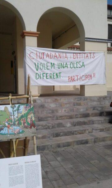 La Bustia Moviment Veinal Olesa Justicia Social (1)