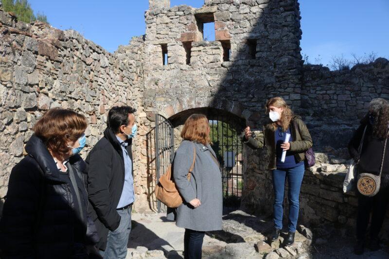 La Bustia castell de Gelida (2)
