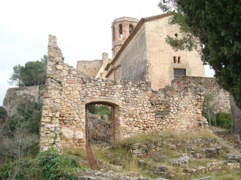 La Bustia castell de Gelida (3)