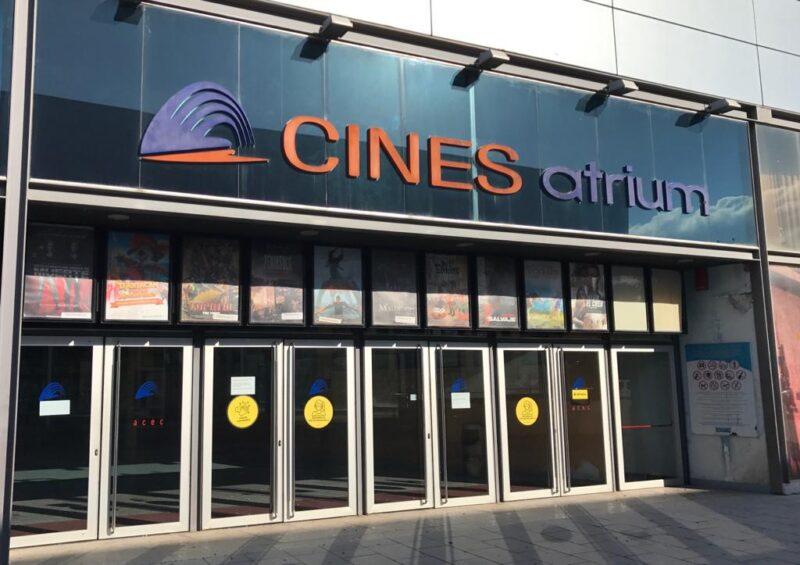 La Bustia cinema Sant Andreu