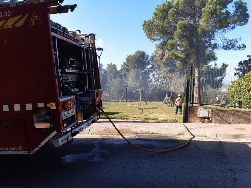 La Bustia incendi Castellvi (1)