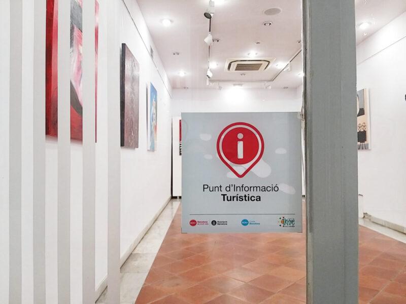 La Bustia punts informacio turistica Baix Llobregat